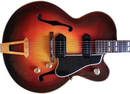 1951 Gibson ES-350