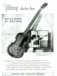 Gibson EB-1 - Revelation in Rhythm