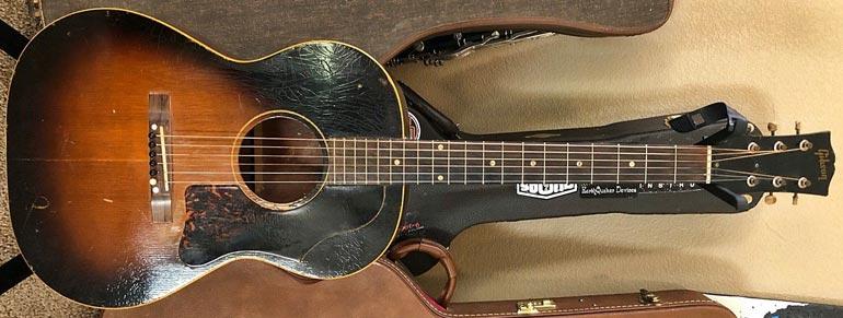 1955 Gibson LG-1