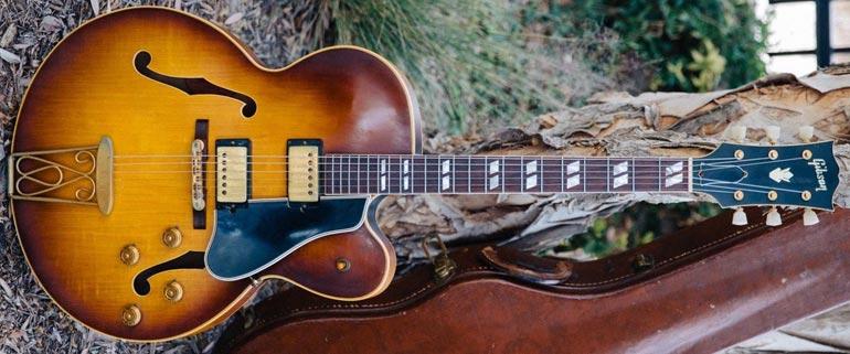 1957 Gibson ES-350T