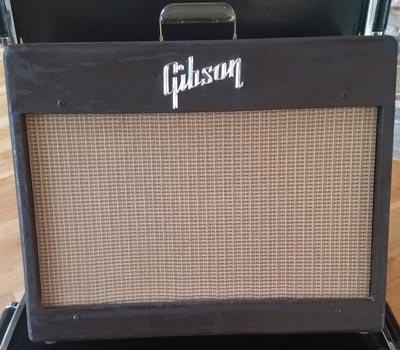 1958 Gibson GA-6 amp