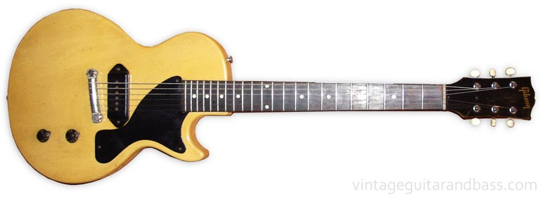 1958 Gibson Les Paul TV