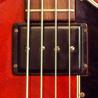 1961 Gibson EB3 pickup