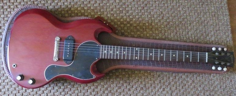 1962 Gibson Les Paul (SG) Junior