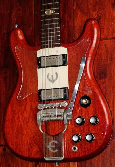 1962 Epiphone Crestwood Custom