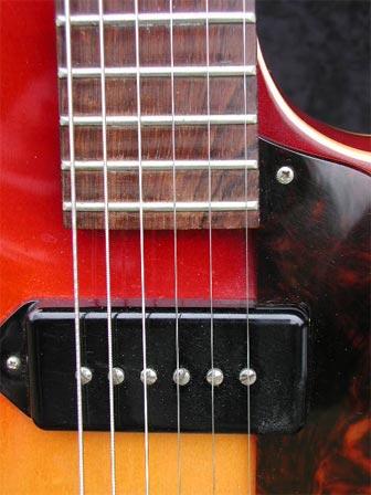 1962 Gibson ES-125 TC P-90 pickup