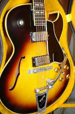1963 Gibson ES-175D with Bigsby vibrato