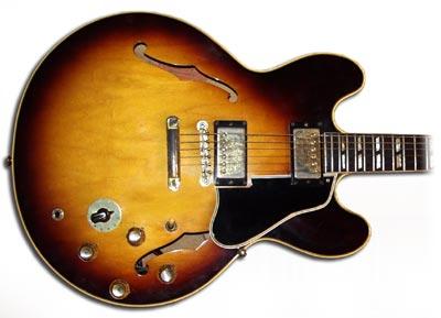 1963 Gibson ES345