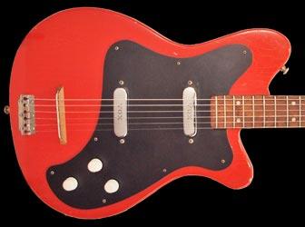 Vintage Profile: 1963 Vox Clubman II