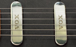 Vox V1 pickup, fitted to a 1963 Vox Shadow