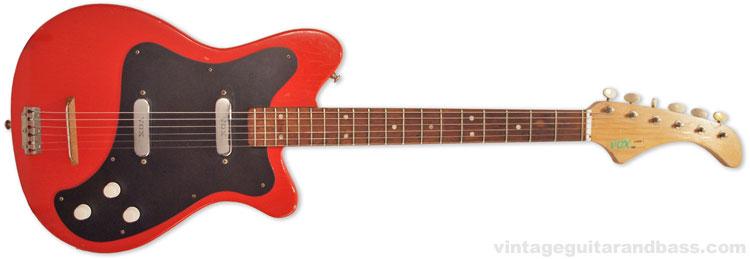 1963 Vox Clubman II