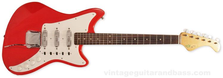 1963 Vox Consort