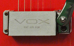 Vox Shadow with Vox standard tremolo