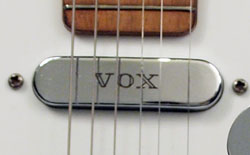 Vox Shadow with Vox V1 pickup