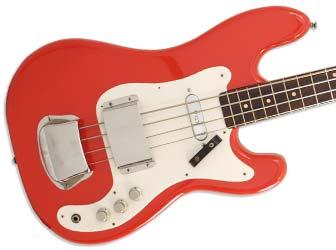 1963 Vox Symphonic bass guitar