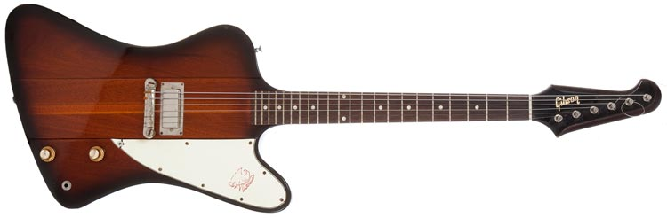 1964 Gibson Firebird I in Sunburst finish