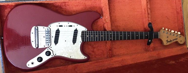 1964 Fender Mustang