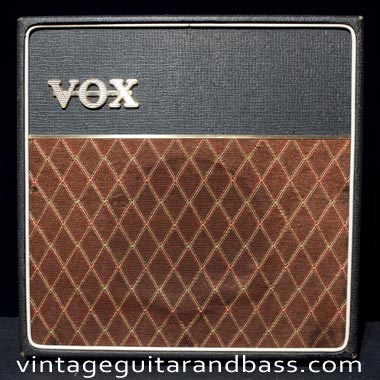 Vox AC4 guitar amplifier>> Vintage Guitar and Bass