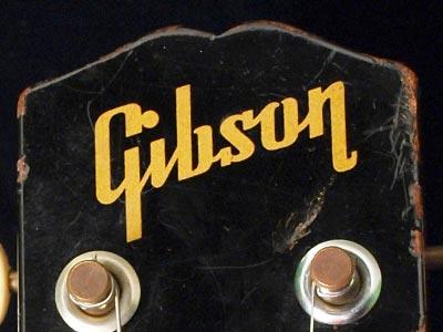Gibson Melody Maker logo