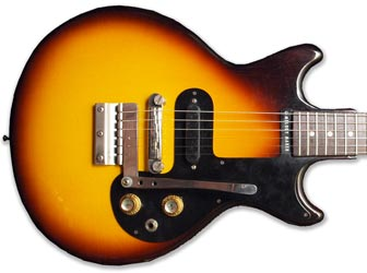 Vintage Profile: 1964 Gibson Melody Maker