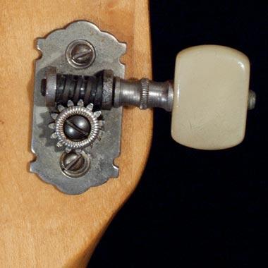 1965 Hofner President tuning key