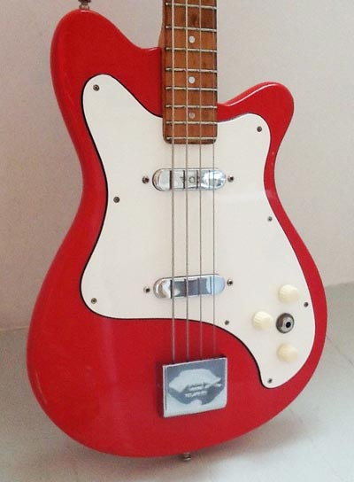 1965 Vox Clubman bass