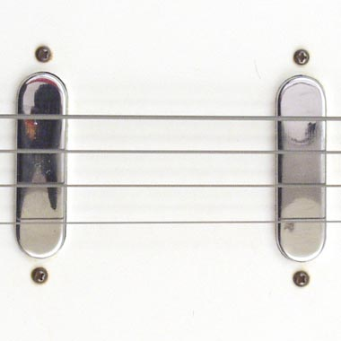 1965 Vox Clubman bass - pickup detail