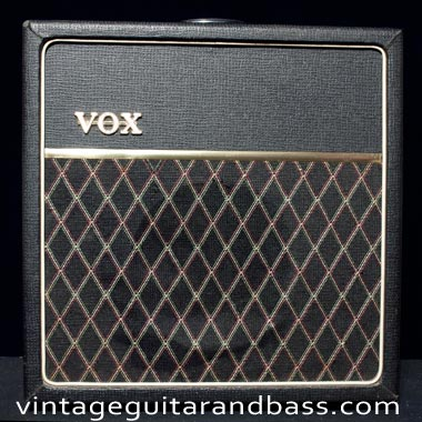 1965 Vox AC4 electric guitar amplifier
