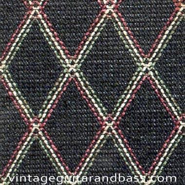 1965 Vox AC4 black diamond cloth