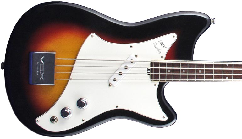 1966 Vox Panther bass