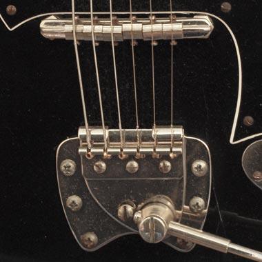 1966 Hagstrom HIII vibrato detail