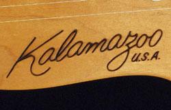 Kalamazoo logo detail