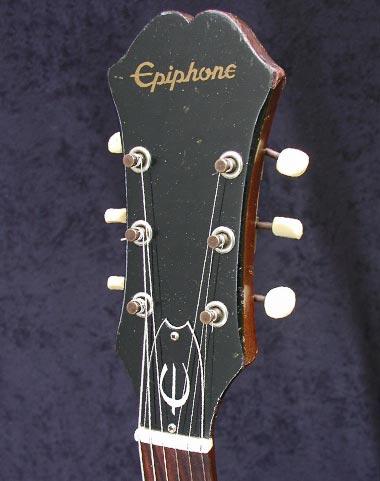 1966 Epiphone Granada E444T electric guitar