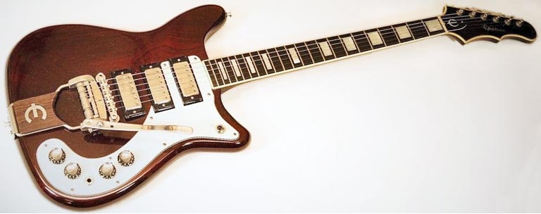 1966 Epiphone Crestwood Deluxe