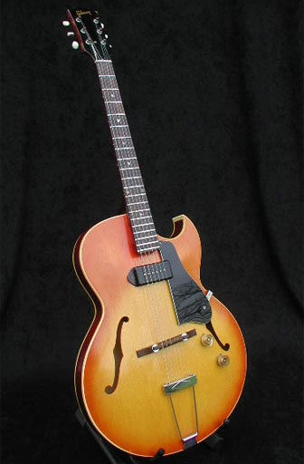 1966 Gibson ES-125 TC front view