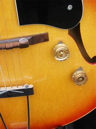 1966 Gibson ES-125TC