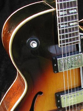 1966 Gibson ES-175D switch