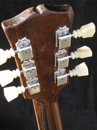 1966 Gibson ES-175D machine heads