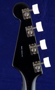 Vox Panther headstock (back)