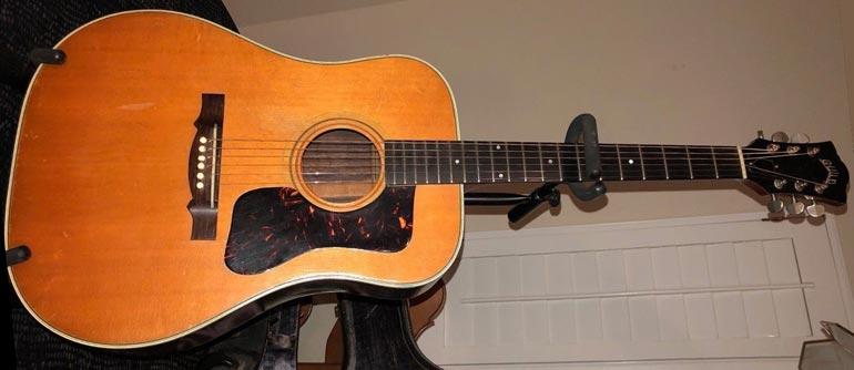 1967 Guild D-50 acoustic