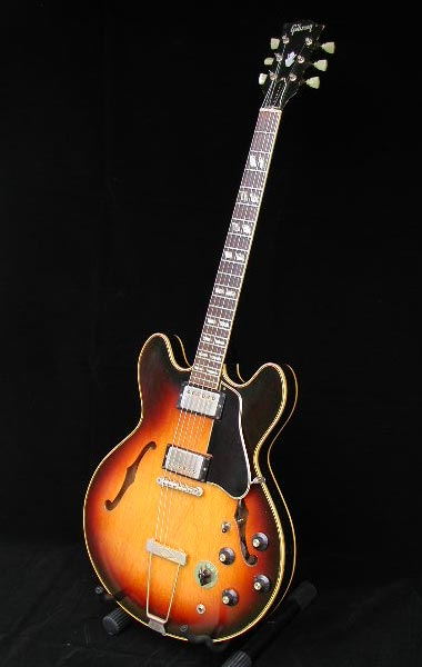 Gibson ES-345 TD front