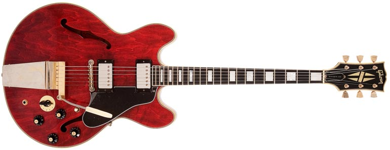 1969 Gibson ES-355TD-SV