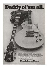 Gibson Les Paul Standard - Daddy of