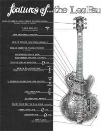 1969 Les Paul Personal / Professional owners manual page 2