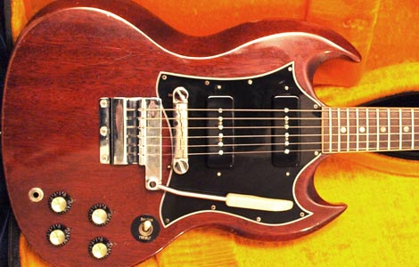 Gibson SG Special >> Vintage Guitar and Bass