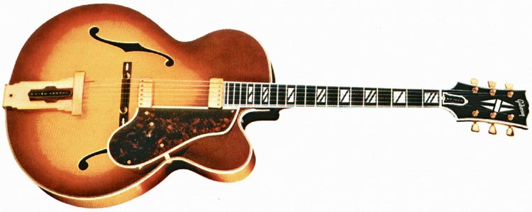 Gibson Johnny Smith Artist D