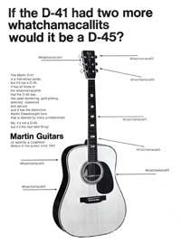 Martin D41 - 1970