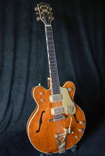 1971 Gretsch Chet Atkins Country Gentleman - front view