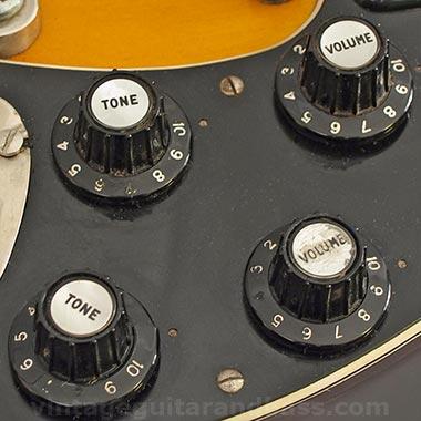 1972 Hagstrom HIIN-OT control detail