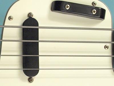 Musicmaster - pickup detail